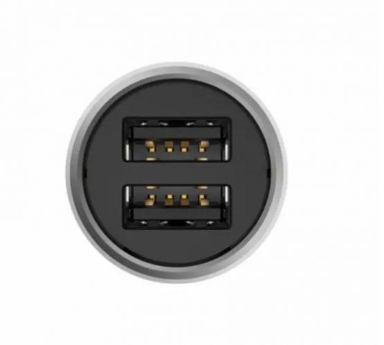 Xiaomi cargador QC3 Dual USB Quick Charge 4 555x499 - Xiaomi QC3.0 X2 De aluminio USB Dual Quick Charge Cargador