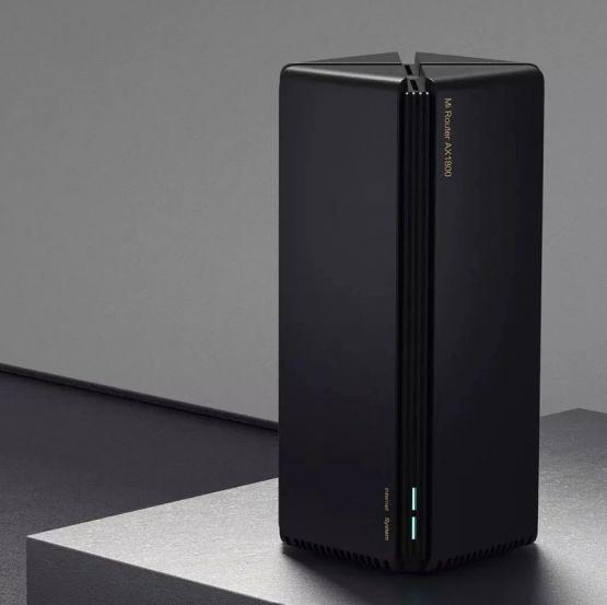 Xiaomi router AX1800 WiFi 6 4 555x553 - Router Xiaomi AX1800 1775Mbps 5-Core Wi-Fi 6 Wireless MU-MIMO