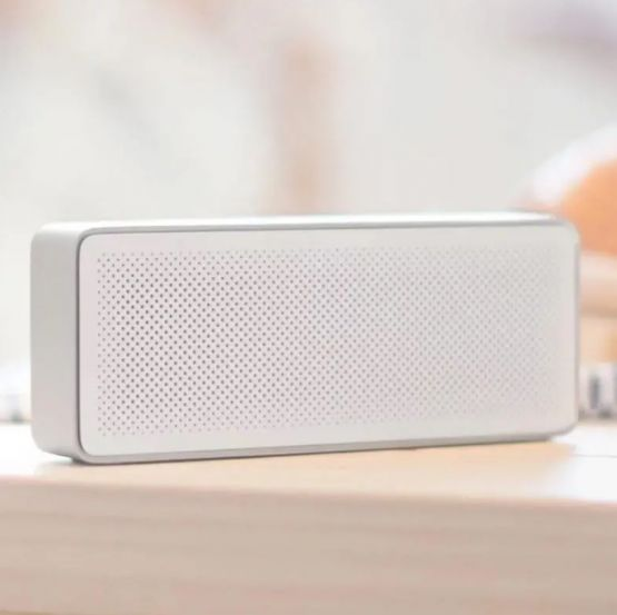 Xiaomi square box 1200mAh Wireless Bluetooth Bocina Speaker with mic 555x553 - Xiaomi Square Box 1200mAh Wireless Bluetooth Bocina