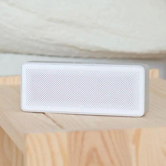 Xiaomi square box 1200mAh Wireless Bluetooth Bocina Speaker with mic 2 555x554 - Xiaomi Square Box 1200mAh Wireless Bluetooth Bocina