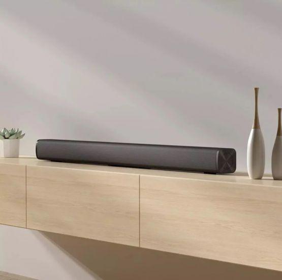 Xioami redmi tv wireless speaker bocina Stereo Bluetooth 555x551 - Barra de sonido Xiaomi Redmi TV Bar Wireless Speaker 30W con Bluetooth