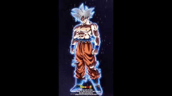 Goku Ultra Instinto Live Wallpaper Animado 555x312 - Son Goku Ultra Instinto Live Wallpaper